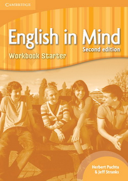 English in Mind 2nd Edition Starter WB