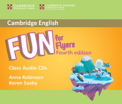 Fun for Flyers 4th Edition Audio CD 4