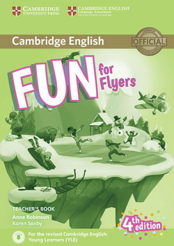 Fun for Flyers 4th Edition TB + Downloadable Audio
