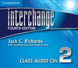 Interchange 4th Edition 2 Class CDs