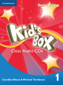 Kid's Box 2nd Edition 1 Class CDs