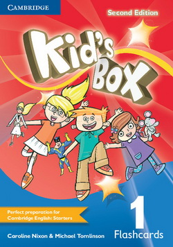 Kid's Box 2nd Edition 1 Flashcards