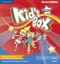 Kid's Box 2nd Edition 1 Presentation Plus 4