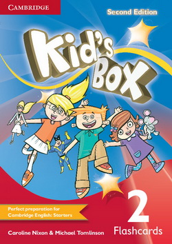 Kid's Box 2nd Edition 2 Flashcards