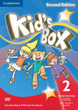 Kid's Box 2nd Edition 2 Interactive DVD + Teacher's Booklet