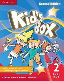 Kid's Box 2nd Edition 2 PB 4