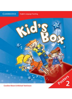 Kid's Box 2nd Edition 2 Posters