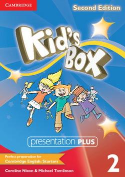 Kid's Box 2nd Edition 2 Presentation Plus