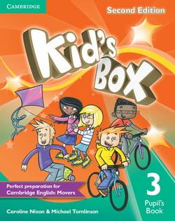 Kid's Box 2nd Edition 3 PB 4