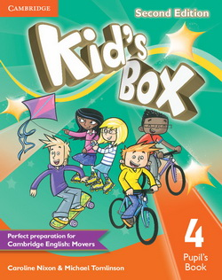 Kid's Box 2nd Edition 4 PB 4