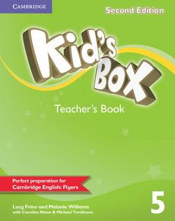 Kid's Box 2nd Edition 5 TB