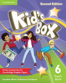 Kid's Box 2nd Edition 6 PB