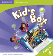 Kid's Box 2nd Edition 6 Posters 4