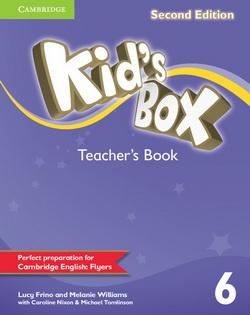 Kid's Box 2nd Edition 6 TB