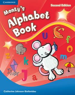 Kid's Box 2nd Edition Monty's Alphabet Book