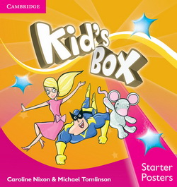 Kid's Box 2nd Edition Starter Posters