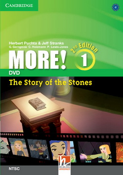 More! 2nd Edition 1 DVD
