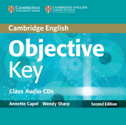 Objective Key 2nd Edition Class CDs