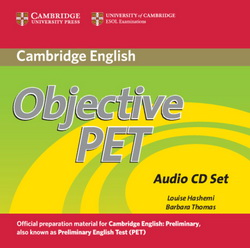 Objective PET 2nd Edition Audio CDs 4