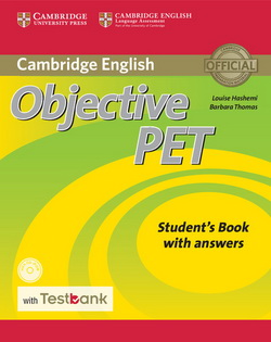 Objective PET 2nd Edition SB + key + CD-ROM + Testbank