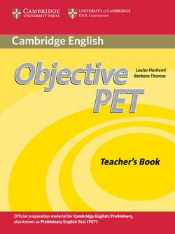 Objective PET 2nd Edition TB