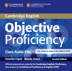 Objective Proficiency 2nd Edition Class CDs 4