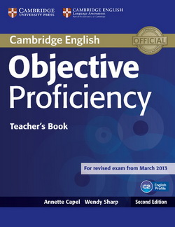 Objective Proficiency 2nd Edition TB