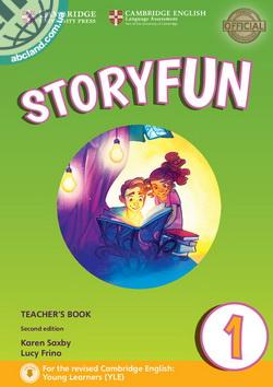 Storyfun 2nd Edition 1 (Starters) TB + Downloadable Audio