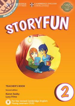 Storyfun 2nd Edition 2 (Starters) TB + Downloadable Audio