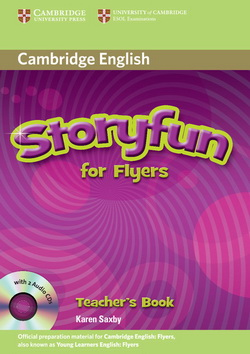 Storyfun for Flyers TB + Audio CDs