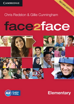 face2face 2nd Edition Elementary Class Audio CDs 4
