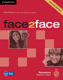 face2face 2nd Edition Elementary TB + DVD
