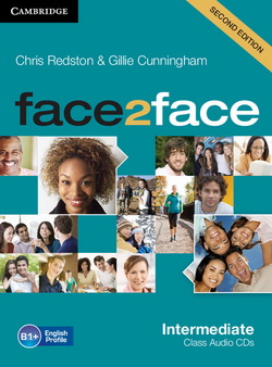 face2face 2nd Edition Intermediate Class Audio CDs 4