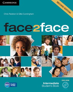 face2face 2nd Edition Intermediate SB + DVD-ROM
