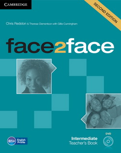 face2face 2nd Edition Intermediate TB + DVD
