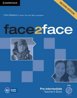 face2face 2nd Edition Pre-Intermediate TB + DVD