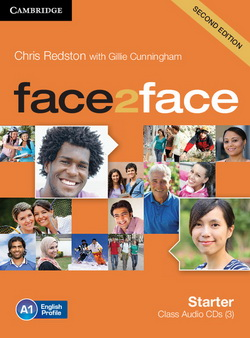 face2face 2nd Edition Starter Class Audio CDs 4