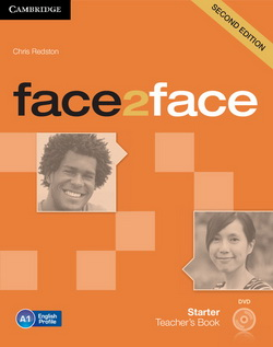 face2face 2nd Edition Starter TB + DVD