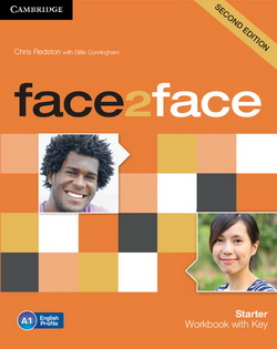 face2face 2nd Edition Starter WB + key