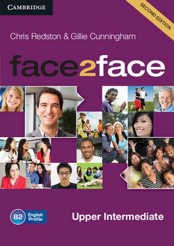 face2face 2nd Edition Upper-Intermediate Class Audio CDs 4