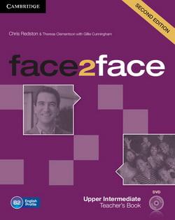face2face 2nd Edition Upper-Intermediate TB + DVD