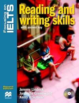 Focusing on IELTS Second Edition Reading and Writing Skills with answer key and Audio CD