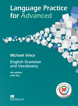 Language Practice for Advanced 4th Edition — English Grammar and Vocabulary with key and MPO