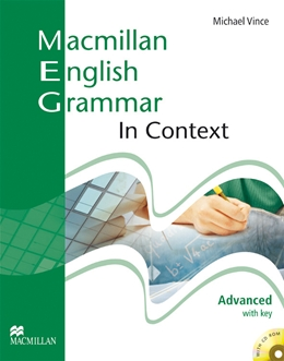 Macmillan English Grammar In Context Advanced with key and CD-ROM