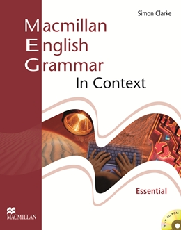 Macmillan English Grammar In Context Essential without key with CD-ROM