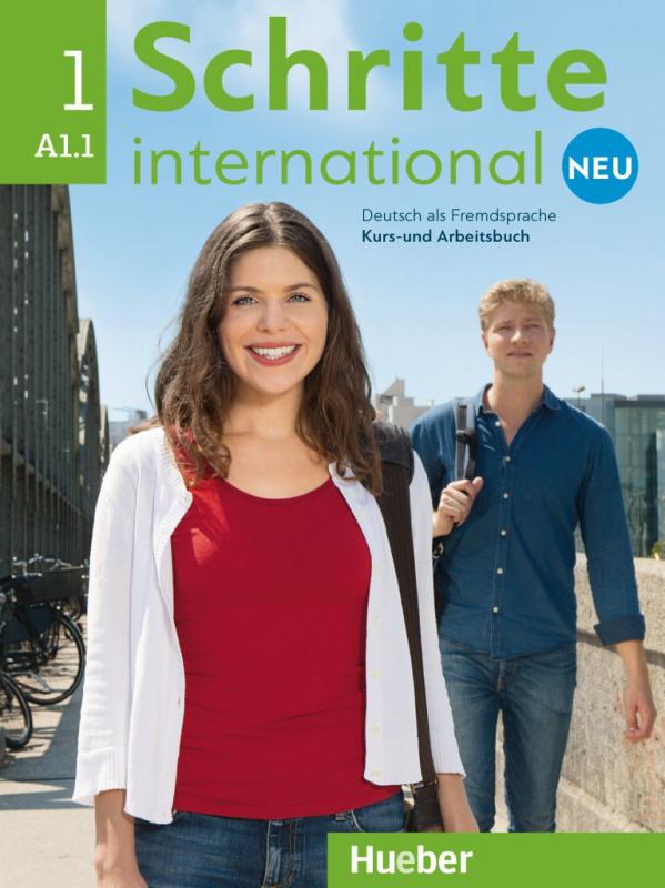 Schritte international Neu 1 Kurs- und Arbeitsbuch mit Audio-CD zum Arbeitsbuch