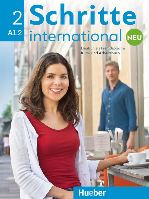 Schritte international Neu 2 Kurs- und Arbeitsbuch mit Audio-CD zum Arbeitsbuch