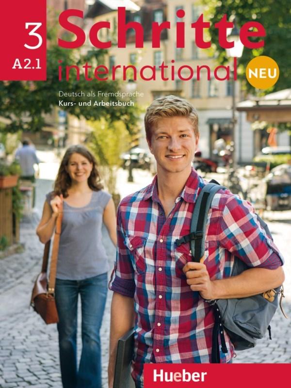 Schritte international Neu 3 Kurs- und Arbeitsbuch mit Audio-CD zum Arbeitsbuch