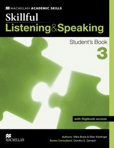 Skillful: Listening and Speaking 3 Student's Book with Digibook access