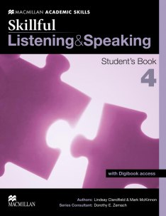 Skillful: Listening and Speaking 4 Student's Book with Digibook access